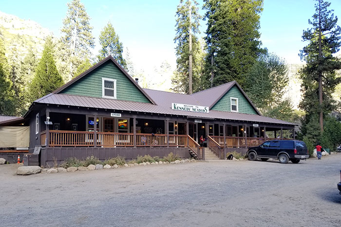Kennedy Lodge